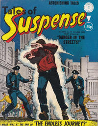 Cover Thumbnail for Amazing Stories of Suspense (Alan Class, 1963 series) #199
