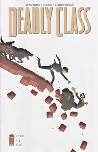 Cover Thumbnail for Deadly Class (Image, 2014 series) #12