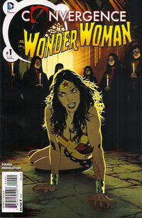 Cover Thumbnail for Convergence Wonder Woman (DC, 2015 series) #1