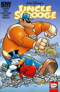 Cover Thumbnail for Uncle Scrooge (IDW, 2015 series) #1 / 405