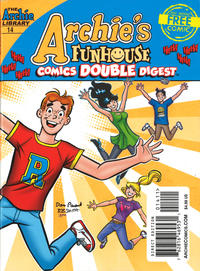 Cover for Archie's Funhouse Double Digest (Archie, 2014 series) #14