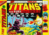 Cover for The Titans (Marvel UK, 1975 series) #15