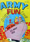Cover for Army Fun (Prize, 1952 series) #v1#6