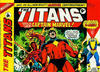 Cover for The Titans (Marvel UK, 1975 series) #14