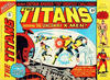 Cover for The Titans (Marvel UK, 1975 series) #25