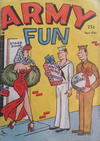 Cover for Army Fun (Prize, 1952 series) #v1#1