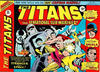 Cover for The Titans (Marvel UK, 1975 series) #19