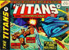 Cover for The Titans (Marvel UK, 1975 series) #38