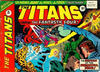 Cover for The Titans (Marvel UK, 1975 series) #37