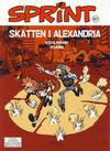 Cover for Sprint (Hjemmet / Egmont, 1998 series) #61 - Skatten i Alexandria