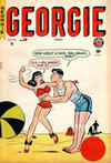 Cover for Georgie Comics (Bell Features, 1950 series) #24