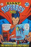 Cover for Giant Superboy Album (K. G. Murray, 1965 series) #6