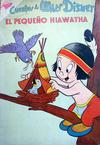 Cover for Cuentos de Walt Disney (Editorial Novaro, 1949 series) #220