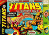 Cover for The Titans (Marvel UK, 1975 series) #30