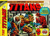 Cover for The Titans (Marvel UK, 1975 series) #34