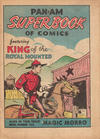 Cover for Super Book of Comics [Pan-Am Oil Co.] (Western, 1942 series) #6 [B]