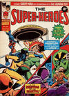Cover for The Super-Heroes (Marvel UK, 1975 series) #36