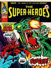 Cover for The Super-Heroes (Marvel UK, 1975 series) #6