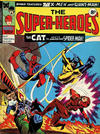 Cover for The Super-Heroes (Marvel UK, 1975 series) #40