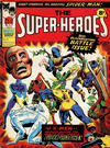 Cover for The Super-Heroes (Marvel UK, 1975 series) #39