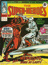 Cover for The Super-Heroes (Marvel UK, 1975 series) #14
