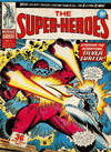 Cover for The Super-Heroes (Marvel UK, 1975 series) #4