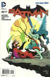 Cover for Batman (DC, 2011 series) #40
