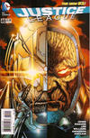 Cover Thumbnail for Justice League (2011 series) #40 [Direct Sales]