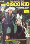 Cover for Cisco Kid (World Distributors, 1952 series) #48