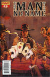 Cover for The Man with No Name (Dynamite Entertainment, 2008 series) #8 [1-in-10 Incentive Cover]