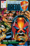 Cover for The Law of Dredd (Fleetway/Quality, 1988 series) #13