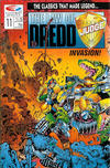 Cover for The Law of Dredd (Fleetway/Quality, 1988 series) #11