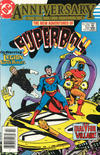 Cover for The New Adventures of Superboy (DC, 1980 series) #50 [Newsstand]