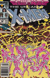 Cover Thumbnail for The Uncanny X-Men (1981 series) #226 [Newsstand]
