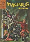 Cover for Albi Spada - Magnus, Anno 4000 (Edizioni Fratelli Spada, 1972 series) #1