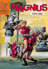 Cover for Albi Spada - Magnus, Anno 4000 (Edizioni Fratelli Spada, 1972 series) #2