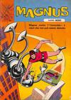 Cover for Albi Spada - Magnus, Anno 4000 (Edizioni Fratelli Spada, 1972 series) #5