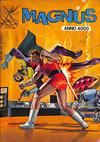 Cover for Albi Spada - Magnus, Anno 4000 (Edizioni Fratelli Spada, 1972 series) #7