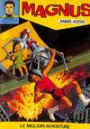 Cover for Albi Spada - Magnus, Anno 4000 (Edizioni Fratelli Spada, 1972 series) #12