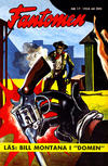 Cover for Fantomen (Semic, 1963 series) #17/1958