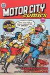 Cover for Motor City Comics (Last Gasp, 1991 series) #1