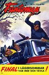 Cover for Fantomen (Semic, 1963 series) #18/1958