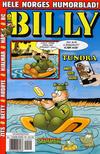 Cover for Billy (Hjemmet / Egmont, 1998 series) #9/2015