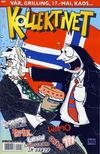 Cover for Kollektivet (Bladkompaniet / Schibsted, 2008 series) #5/2015
