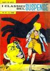Cover for I Classici del Suspense (Editoriale Corno, 1964 series) #10