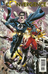 Cover for Convergence (DC, 2015 series) #3 [Tony S. Daniel / Mark Morales Cover]