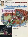 Cover for Isnogud (Egmont Ehapa, 1989 series) #4 - Die infamen Streiche des Großwesirs Isnogud