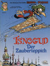 Cover for Isnogud (Egmont Ehapa, 1989 series) #9 - Der Zauberteppich