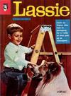 Cover for Lassie (Serieforlaget / Se-Bladene / Stabenfeldt, 1959 series) #6/1964
