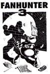 Cover for Fanhunter (Gusa Comics, 1991 series) #3